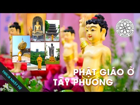 Phật giáo ở Tây phương (14/11/2009)