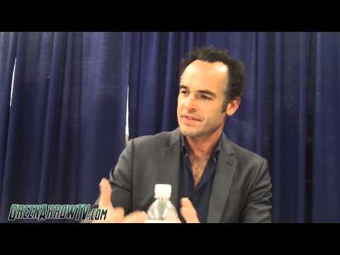 Arrow - Paul Blackthorne Interview [VIDEO]