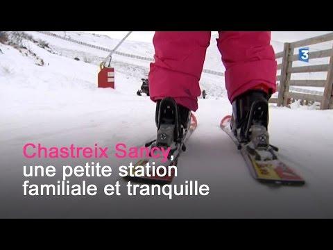 Chastreix Sancy, une station de ski de proximité