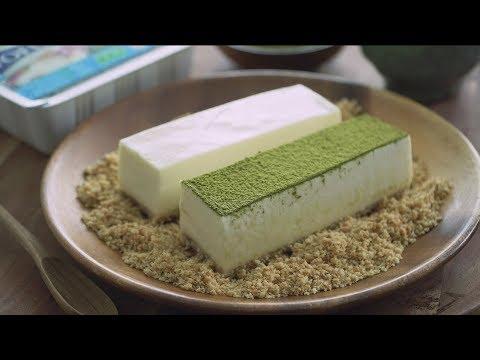 Tofu Cheesecake - 豆腐芝士蛋糕