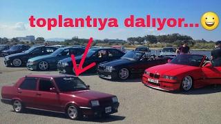 Kuzey kıbrıs BMW toplantısı.. Ve toplantıya gelen TOFAŞ..😀😀😀