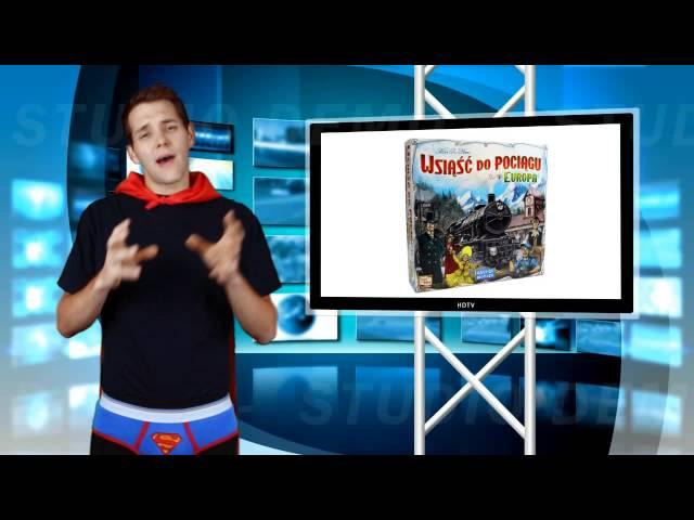 Gry planszowe uWookiego - YouTube - embed Azz9_qgZxzM