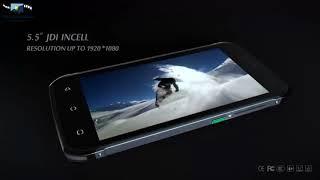 Vernee Active espectacular lançamento de 2017, video 3D.