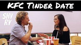 KFC Tinder Date