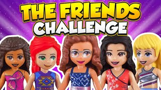 LEGO Friends - The Friends Challenge