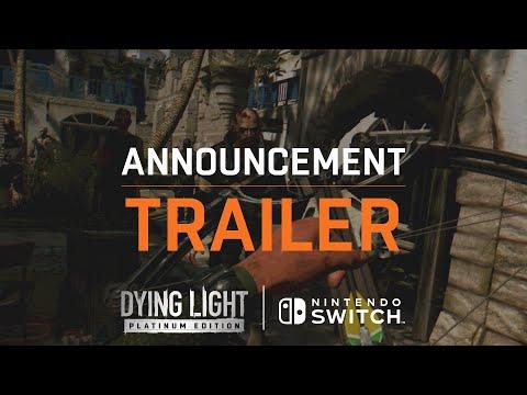 Announcement Trailer – Nintendo Switch de Dying Light