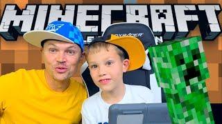 Minecraft - СВИНИНА ХОРОШО КОПАЕТ