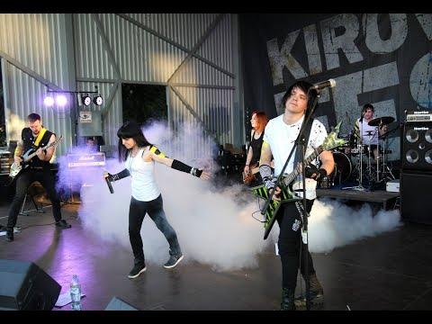 Мёртвые Осы - KIROVSK.Fest 2018