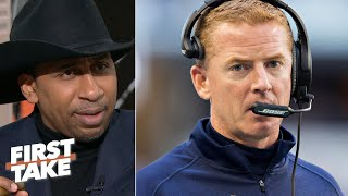 The Cowboys' roster isn't the issue, it's Jason Garrett - Stephen A. | First Take