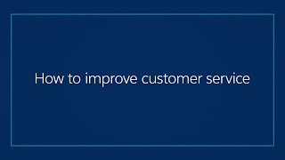 Salesforce — How To Improve Customer Service for Small Businesses