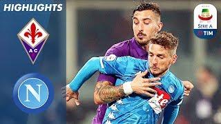 Fiorentina 0-0 Napoli | Ancelotti's Men Held by Resilient Fiorentina | Serie A