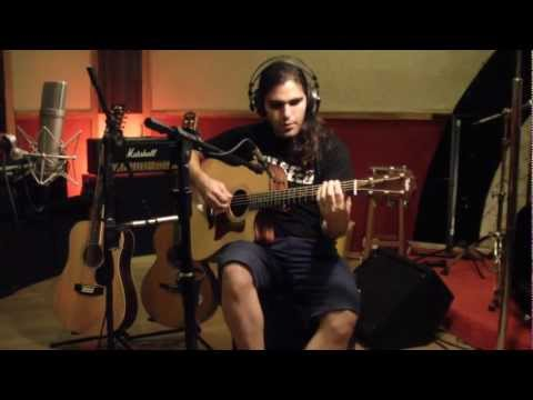 WOSLOM - Guitar Recording Session (NEW ALBUM)