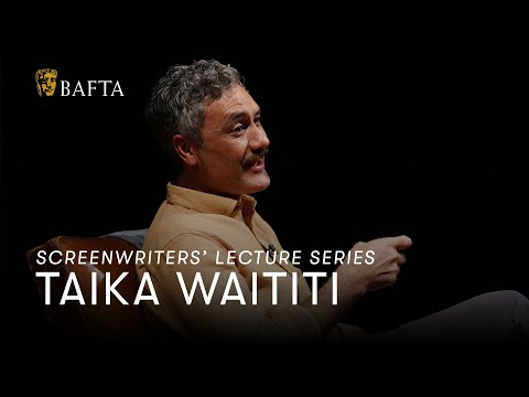 Thor: Ragnarok & Hunt for the Wilderpeople Director Taika Waititi Screenwriters Lecture