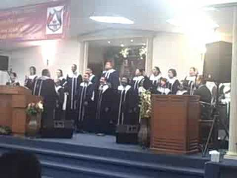 """Draw Me Nearer"" Apostolic Tabernacle Bishop's Day 2008"