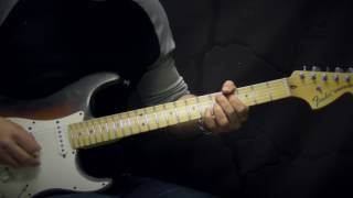Jimi Hendrix - Highway Chile - Guitar Cover