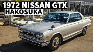 Vintage Nissan Skyline With Perfect Patina and Ice Cold AC is the Ideal JDM Cruiser