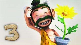 ОкоЛеле - серия 3 - Ночной обжора - от KEDOO мультфильмы для детей