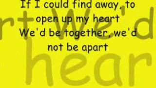 Aaron Carter-Girl You Shine lyrics
