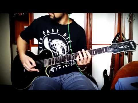 Bullet For My Valentine - Begging for Mercy (guitar cover w/ solo)