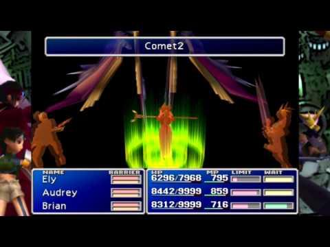 Download Final Fantasy Vii New Threat Mod Binah Boss Fight