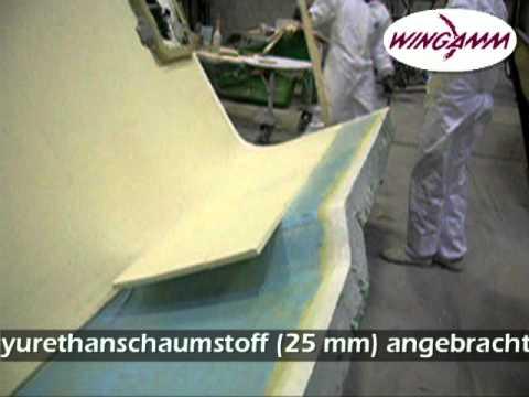 Wingamm - Reisemobile Monocoque Kabine aus einem Guss (DE)