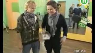 Саша Борисенко, Притула и Педан у фабрикантов
