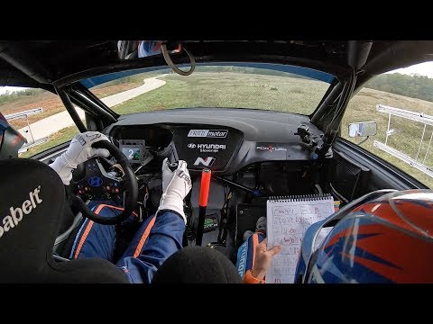 20. Rally Poreč 2019 | SS 1 Žbandaj I - spin | Rok Turk - Blanka Kacin (Hyundai i20 R5)