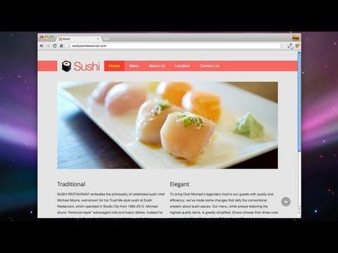 Build a Joomla Website in 1 Hour! - 2013 (Joomla 3!) - YouTube