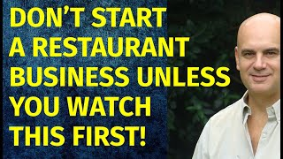 How to Start a Restaurant Business | Including Free Restaurant Business Plan Template