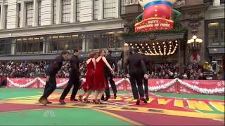 Side Show on the Macy's Thanksgiving Day Parade (2014)