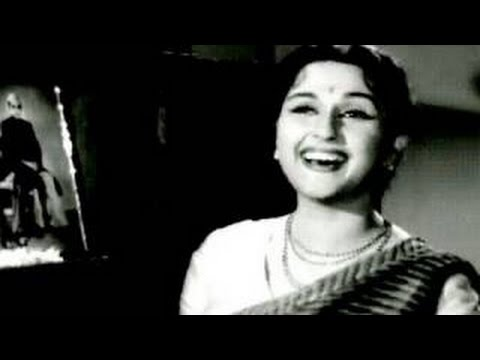 Mori Chham Chham Baaje Payaliya - Lata Mangeshkar - Pradeep Kumar, Bina Rai, Asha Parekh