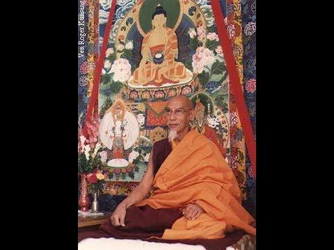 Tibetan Public Talk༆སྐྱབས་རྗེ་ཟོང་རྡོ་རྗེ་འཆང་ནས་ཨོ་རྒྱན་པདྨ་འབྱུང་གནས་དང་ལྟ་སྤྱོད་གཙང་མའི་སྐོར་