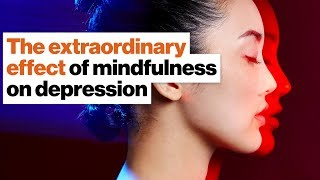 The extraordinary effect of mindfulness on depression and anxiety | Daniel Goleman