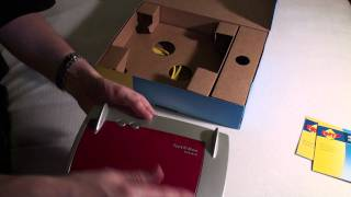 Unboxing: AVM FRITZ! BOX WLAN 3370 Router [Deutsch 1080p]