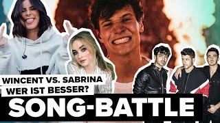 "Song Quiz Duell💥Wincent Weiss, Lena, Jonas Brothers & Co. Im Battle + ""Einmal Im Leben""|Digster Pop"