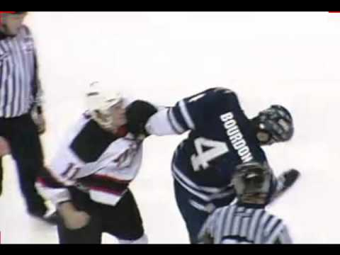 Marc-Andre Bourdon vs. Myles Stoesz