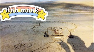 preview picture of video 'koh mook Thailand '
