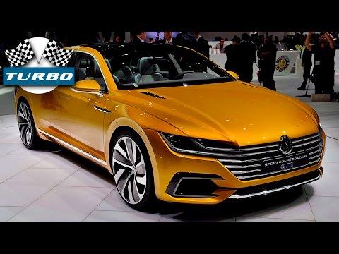Обзор Volkswagen Passat CC 2016