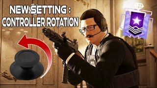 r6 controller rotation setting - Thủ thuật máy tính - Chia sẽ kinh