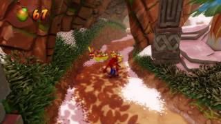 Crash Bandicoot N. Sane Trilogy - Crash 2 - Diggin' It