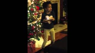 All I want for Christmas by  (Cheetah Girls)