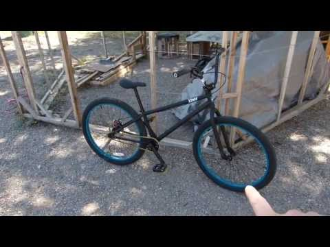 DK Xenia 26″ BMX/Dirt Jump Bike (Wal Mart version) Review