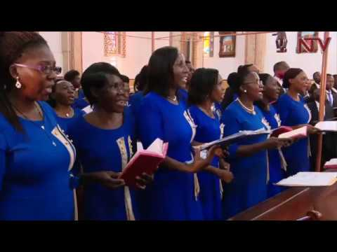 ABAKAZI MU BUWEEREZA: Lwanga atangaazizza ku lwaki tebayimba missa