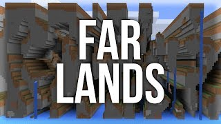 How to Get to the Far Lands in Minecraft