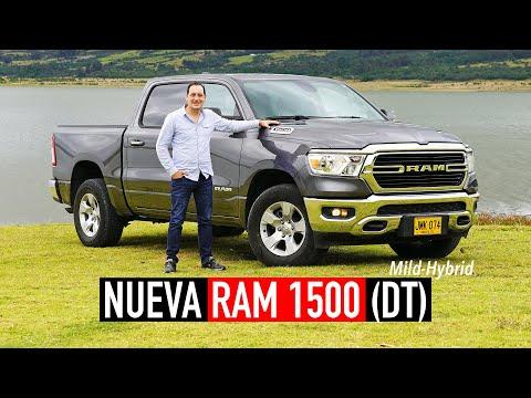 RAM 1500 DT 🔥 Nueva generación Mild Hybrid sin pico y placa 🔥 Prueba - Reseña