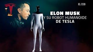 Tesla Bot, el robot humanoide de #ElonMusk