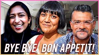 Three Chefs QUIT Bon Appétit Test Kitchen Over Unequal Pay For POC