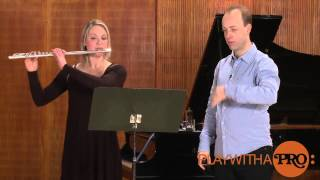 Flute Lessons, Breathing Fundamentals For Flute With Steenstrup, Prokofiev Flute Sonata