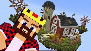 БОЙНЯ НА ФЕРМЕ - Minecraft Egg Wars (Mini-Game)