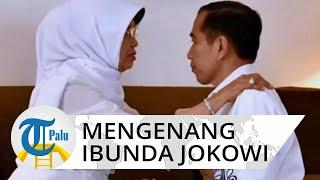 Mengenang Momen Haru Ibunda Presiden Jokowi Pernah Diberi Kejutan Jokowi saat Hari Ibu